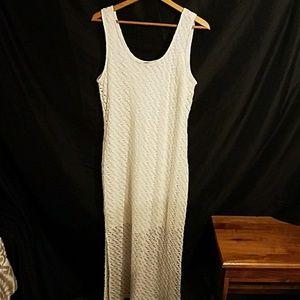 Lacy Maxi Dress